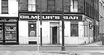 Image of Gilmour's Bar 1960s
