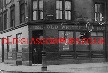 The Old Whitefield Bar Govan Road