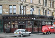 The Royalty Ale House