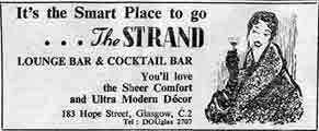 The Strand advert 1973
