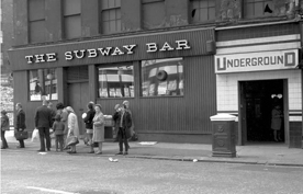 The Subway Bar 1960s